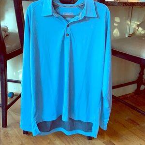 ORVIS XL long sleeve camping shirt